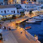 Menorca: eiland van de baby's